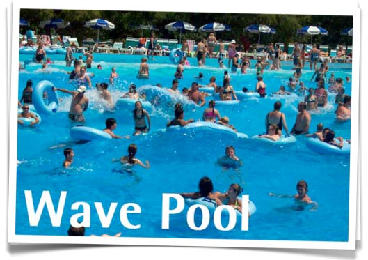 wave pool | Big Surf Waterpark