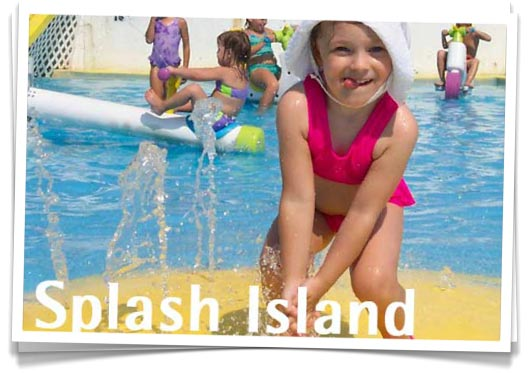 Tropical Splash Island